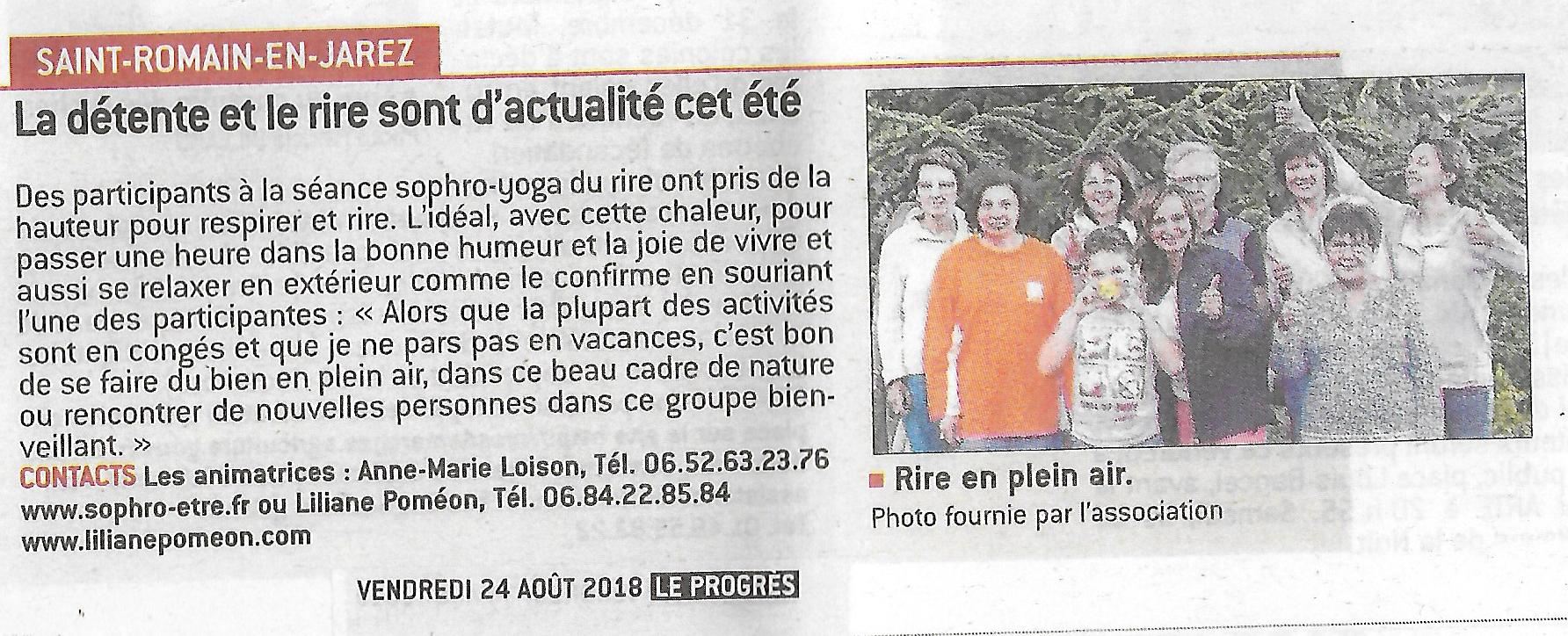 Article journal aout 2018