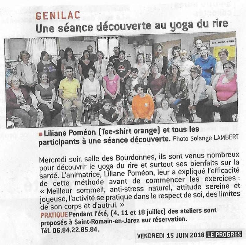 Article journal juin 2018
